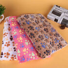 Soft Coral Velvet Pet Blanket Warm Mat 3Colors Gift For Puppy Dogs Cats Hamsters