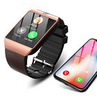 Bluetooth Smart Watch w/Camera Waterproof mate for Samsung Android iPhone women