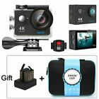 WIFI 4K HD Action Camera 1080P 170° Live Streaming in Facebook Youtube EKEN H9R