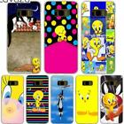 Tweety Bird Phone Cover Case for Samsung Galaxy A6 S5 S6 S7 Edge S8 S9 plus