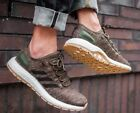 New ADIDAS Pure BOOST All Terrain X Running Sneaker Mens cargo olive all sizes