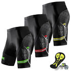 Cycling Shorts For Men Trail Riding Road Bike Half Pants Padded Spinning Legging