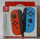 Nintendo Switch Joy-Con Controller Neon Red Blue Pink Green or Gray