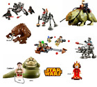 Star Wars  Minifigures Luke Skywalker Darth Vader Baby Yoda Leia Not From Lego $2.69 USD on eBay