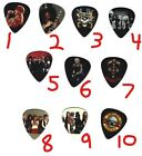 create your own guitar pick - GUNS N' ROSES Graphic Guitar Pick ~Your Choice of Many~ FREE SHIPPING