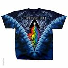 PINK FLOYD-PRISM RIVER-DARK SIDE OF TH MOON-TIE DYE SHIRT M-L-XL-XXL,3X-4X-5X-6X