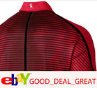 Nike TW Tiger Woods Engineered Stripe Polo Shirt 585786__ ****Extremely Rare****