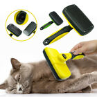 Pet Hair Brush Self Cleaning Dog Puppy Cat Kitten Comb Grooming Fur Care for Dog