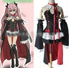 Seraph of The End Cos Vampire Krul Tepes Cosplay Clothing
