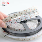 Superbright 204LEDs/M 3014 1020 SMD Cold White 5M LED Strip Light Waterproof 12V