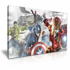 Avengers Stretched Canvas Wall Art ~ More Size ~