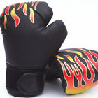 Boxing Sparring Punching Pro 3-12 7-12 Girls Training Gloves 3~12 Fire Fight
