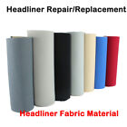 Kyпить Headliner Fabric Car Boat Foam Ceiling Replace Sagging Down Repair 5Colors 60