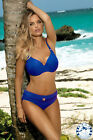 Self Collection Bikini Gr.40-44-46 Cup C-D-E Mod.S940G7  NEU royalblau