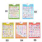 Learn Sound Wall Chart Electronic Chart Baby Music Early Educational Toys Gift P