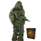 Ghost Ghillie Suit by Arcturus Camo - Includes Matching Rifle WrapGhillie Suits - 177870