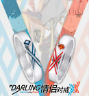 anime couple sleeping - Cosplay Ring Anime DARLING in the FRANXX ZERO TWO 002 HIRO 016 Couple Rings Gift