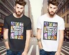 logo game 1 - New logo 1Gt A game Anime Waifu Tracer Humour Funny Retro T-shirt Graphic Tee