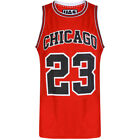 Mens American US Style Basketball Jerseys Miami NY Chicago LA Brookly Vests Tops