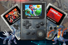 console portable - 32 Bit Portable Retro Game Console Mini Handheld Built-in GBA Games Game Players