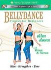 Bellydance Fitness for Beginners Slim Down DVD 2003 SHIPS NEXT DAY Veena