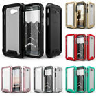 Samsung Galaxy J7 Prime 2017 Case, Zizo ION Shockproof Cover w/ Screen Protector