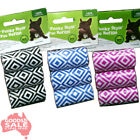 60 180 or 360 Biodegradable Dog Puppy poo poop litter waste disposal refill bags