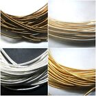 120 inches - STIFF Jaseron French Metal Wire Purl Cord Coil Bullion Gimp - 1 mm
