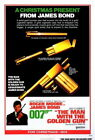 67997 The Man with the Golden Gun Movie FRAMED CANVAS PRINT AU $26.95 AUD on eBay