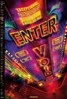 70644 Enter the Void Nathaniel Brown, Paz la Huerta FRAMED CANVAS PRINT Toile