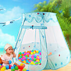 Kid Baby Play Tent Folding Portable Inflatable Ball Pool Playhouses Outdoor Game