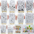 Внешний вид - Metal Rubber Cut Dies Clear Stamp Paper Card Embossing Stencils Scrapbooking