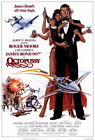 65803 Octopussy Movie Roger Moore, Maud Adams FRAMED CANVAS PRINT UK £15.95 GBP on eBay