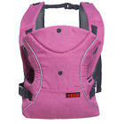 3 In 1 Infant Baby Carrier Ergonomic Adjustable Breathable Wrap Sling Backpack