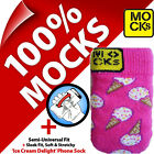 Mocks Ice Cream Mobile Phone MP3 Sock Case Cover Pouch Sleeve for iPhone 5 5S SE