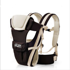 Baby Carrier Multi-Position Front & Back With Belt