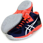 ASICS Japan Men's V-SWIFT FF CLUSTER Mid Volleyball Shoes TVR493 Navy 2018