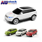 USB Cordless 2.4GHz Wireless Land Range Rover Car Mouse Optical PC Laptop Mice
