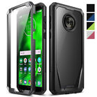 Poetic® For Motorola Moto G6 Case [Guardian] Scratch Resistant Back Case 4 Color