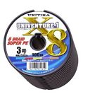 Unitika Univenture Super High Sensitive Fishing PE X8 Saltwater 100m Braid Line
