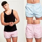 MENS SWIMMING SHORTS CASUAL SUMMER HOLIDAY BEACH RUNNING SPORTS GYM SWIM TRUNKS