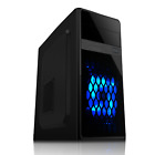 PC Quad Core Computer Gamer Allround A10 • 8GB • 500GB Rechner Komplett Win 10