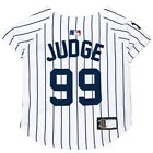 Aaron Judge Dog Jersey #99 New York Yankees MLBPA Pet Apparel XS-XL