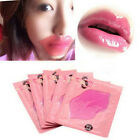 10Pcs Pink Collagen Lip Mask Anti Wrinkle Moisturising Nutrition Lip Mask Patch