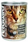 Petguard Organic Chicken And Vegetable Entree Canned Cat Foo