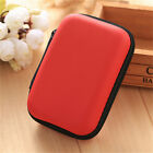 Fashion Headset Protect Carry Hard Case Bag Storage Box Headphone Earphone IU