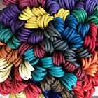 """Dress Waxed Colorful Shoelace 32"""""""