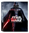 Star Wars: The Complete Saga (Episode 1-6, 12-Disc DVD) Box Set $21.99 USD on eBay
