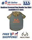Realtree Pet Hoodie Tee Shirt, Camouflage Hunting Dog Apparel Toys & Accessories
