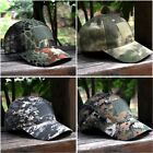 US Unisex Baseball Caps Hats Digital Camo Tactical Military Camouflage Patch Cap